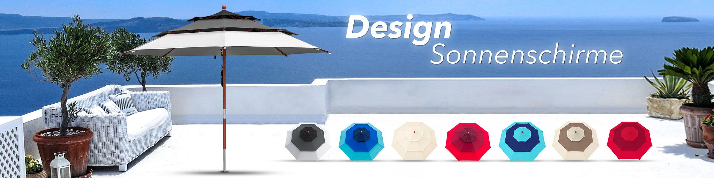 Design Sonnenschirme