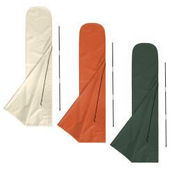 Schutzhülle für anndora Sonnenschirm ø 3,0 m Husse Abdeckung - Farbwahl